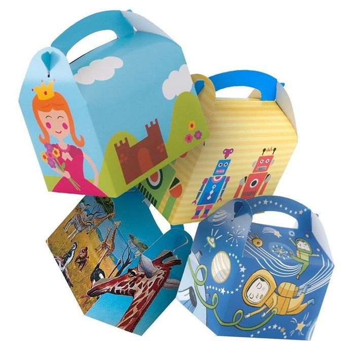 MENU BOX ENFANT 50 PIECES