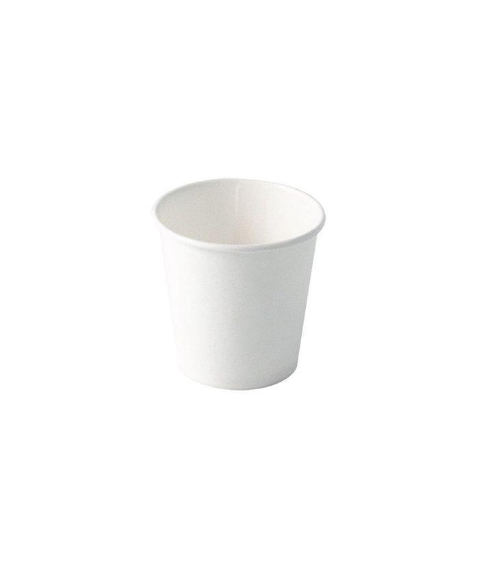 GOBELET A CAFE CARTON BLANC 4 Oz