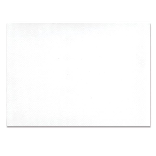 SET DE TABLE 25x31 - BLANC - 2000 PIECES