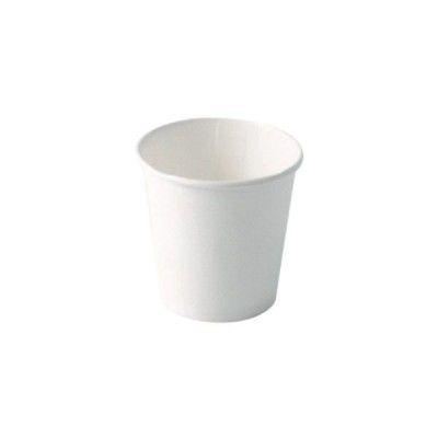 GRAND GOBELET A CAFE CARTON BLANC- 8 Oz - 50 PIECES