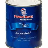THON NATUREL 850gr