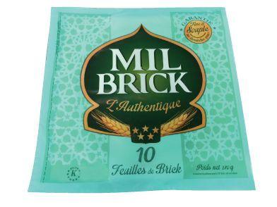 FEUILLES DE BRICK MIL'BRICK