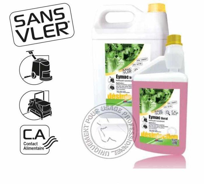 NETTOYANT SOLS BACTERICIDE SURODORANT 1 L DOSEUR
