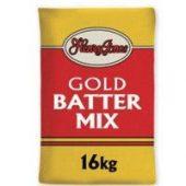 BATTER MIX HENRY JONE 16kg