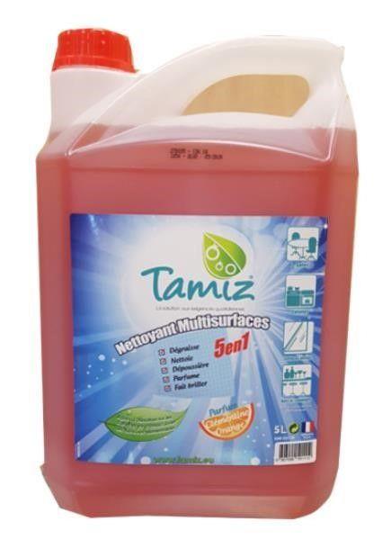 TAMIZ - NETTOYANT MULTISURFACES 5 L